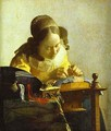 The Guitar Player 1672 - Jan Vermeer Van Delft