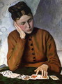 The Fortune Teller 1869 - Frederic Bazille