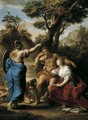 Hercules at the Crossroads 1748 - Pompeo Gerolamo Batoni