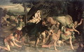 The Flight into Egypt - Jacopo Bassano (Jacopo da Ponte)