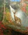 Majestic Stag - William Holbrook Beard