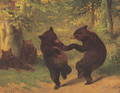 Dancing Bears - William Holbrook Beard