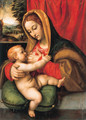 The Madonna and Child - Andrea Solario