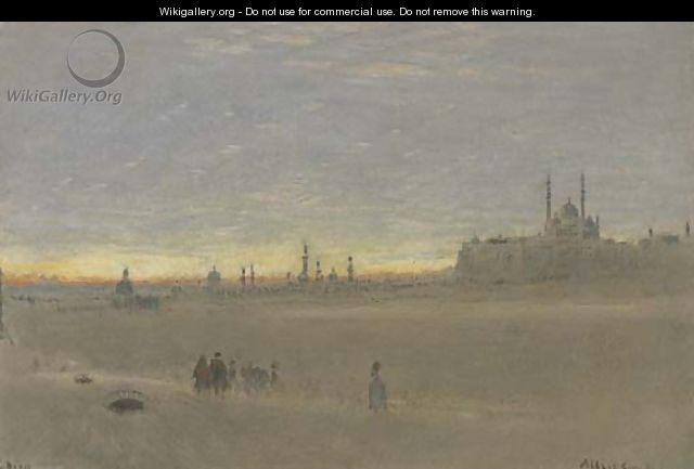 Cairo, Egypt - Albert Goodwin