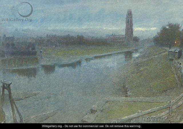 Boston 2 - Albert Goodwin