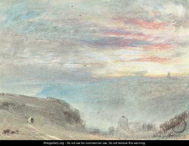 Hastings 3 - Albert Goodwin