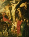 The Crucifixion 3 - (after) Sir Peter Paul Rubens