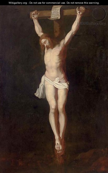 The Crucifixion 2 - (after) Sir Peter Paul Rubens