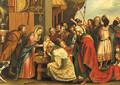 The Adoration of the Magi 2 - (after) Sir Peter Paul Rubens