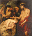 Christ - (after) Sir Peter Paul Rubens