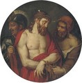 Christ crowned with thorns 2 - Tiziano Vecellio (Titian)