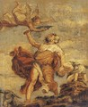 The Sacrifice of Isaac - Tiziano Vecellio (Titian)