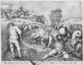 The Four Seasons - (after) Pieter The Elder Bruegel