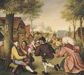 The Wedding Dance - Pieter The Younger Brueghel
