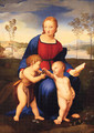 The Madonna Of The Bullfinch - Raphael