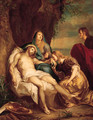 The Lamentation - (after) Balthasar Beschey