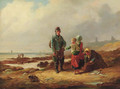 The Fisherman's Family - (after) Charles Waller Shayer