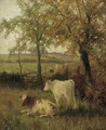 Autumn, Leicestershire - Arthur Walker Redgate