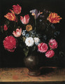 Roses - (after) Alexander Adriaensen