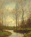 Early Spring - Arnold Marc Gorter