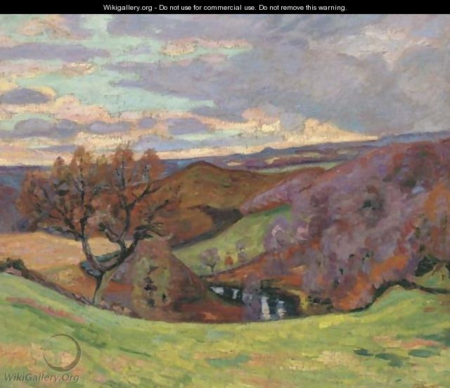 Puy Barriou - Armand Guillaumin