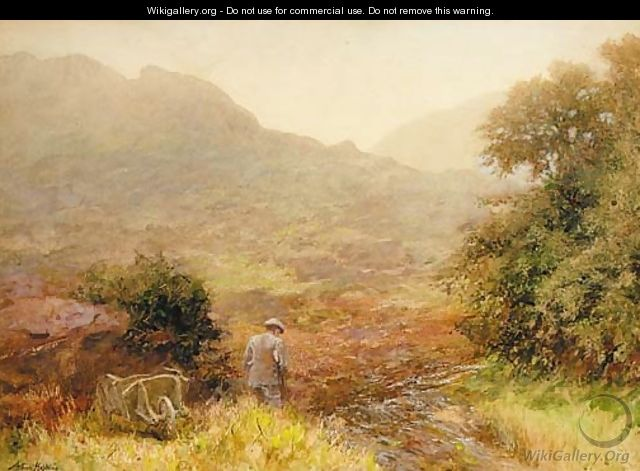 Rough shooting, Patterdale - Arthur Hopkins