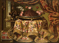 Still life - Antonio Gianlisi The Younger
