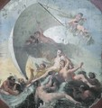 The Triumph of Galatea - Antonio Bellucci