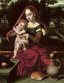 The Virgin and Child - Antwerp School