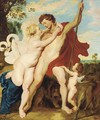 Venus and Adonis 2 - Peter Paul Rubens