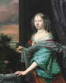 Portrait of a lady 3 - Anglo-Dutch School