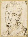 Self-portrait 4 - Annibale Carracci