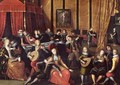 The Spanish Concert or The Gallant Rest - Louis de Caullery