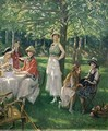 The Tea Party - Jules Cayron