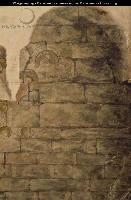 Study of the wall paintings at the Chapter House 2 - John Carter