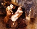Study for Maternity - Eugene Carriere