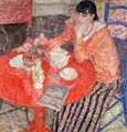The Red Table - Lassak Lajos