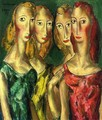 Four Sisters 1931 - Alfred Henry Maurer