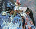 Still LIfe Date unknown - Alfred Henry Maurer