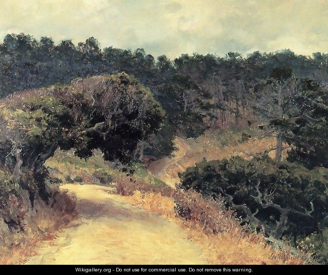Monterey Forest - Guy Rose