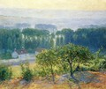 Late Afternoon Giverny 1910 - Guy Rose