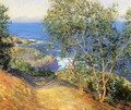 Indian Tobacco Trees La Jolla 1916 - Guy Rose