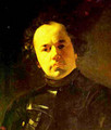 Portrait of Ya F Yanenko with Armour 1841 - Julia Vajda