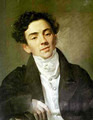 Portrait of the Actor A N Ramazanov 1821 - Julia Vajda