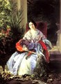 Portrait of Princess Ye P Saltykova 1841 - Julia Vajda