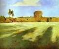 Field after Harvest 1897 - Isaak Ilyich Levitan