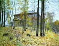 Autumn The Manor 1894 - Isaak Ilyich Levitan