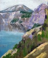 Crater Lake 1919 - Arthur Wesley Dow