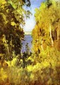 The Gully 1898 - Isaak Ilyich Levitan