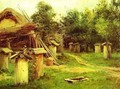 The Apiary Date unknown - Isaak Ilyich Levitan